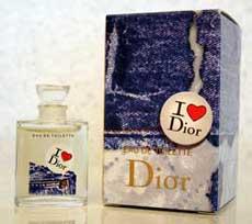 Échantillon I love Dior